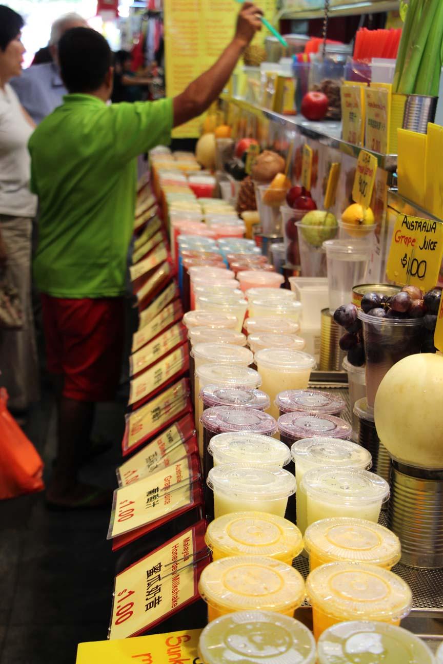 Des jus de fruits frais pour trois fois rien