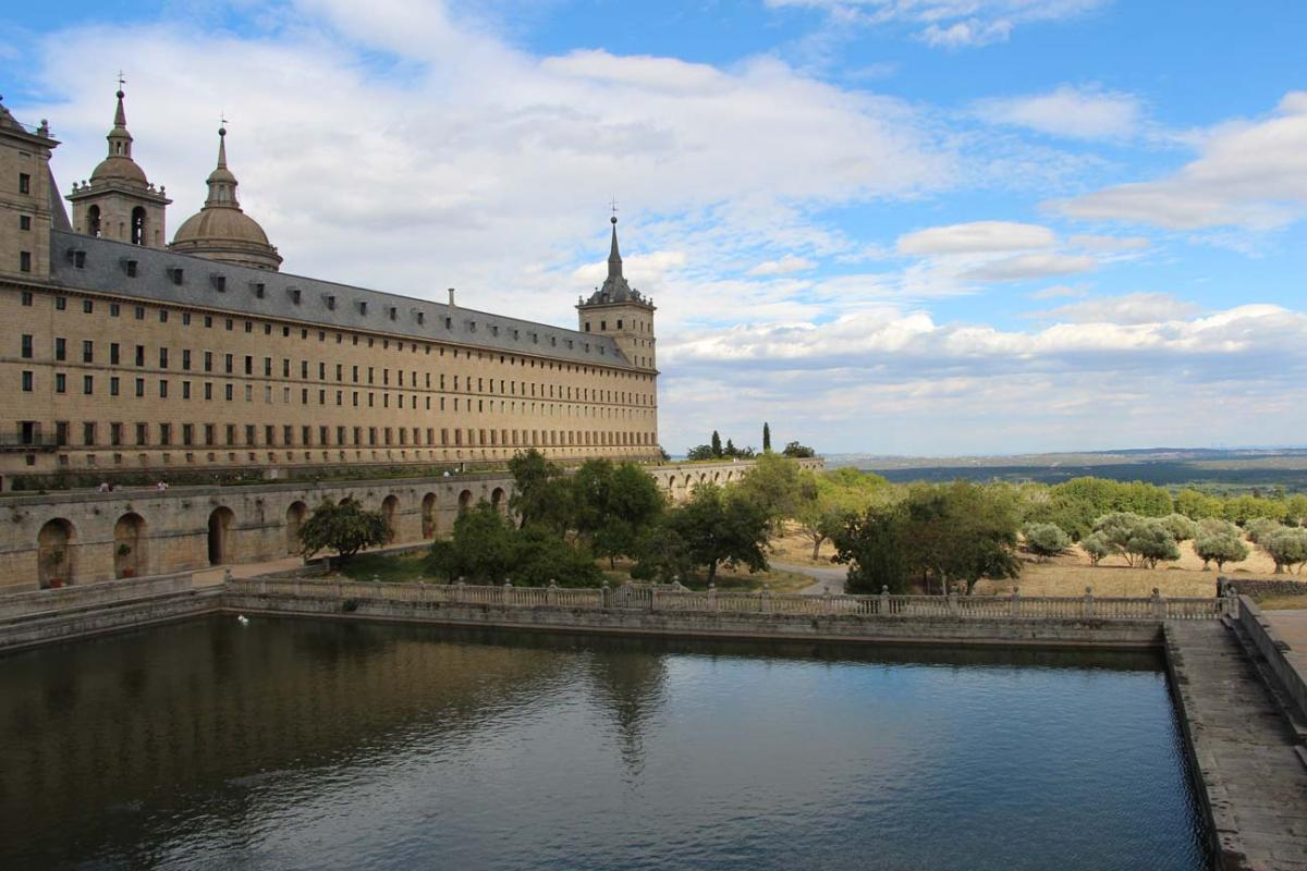 Monestario El Escorial