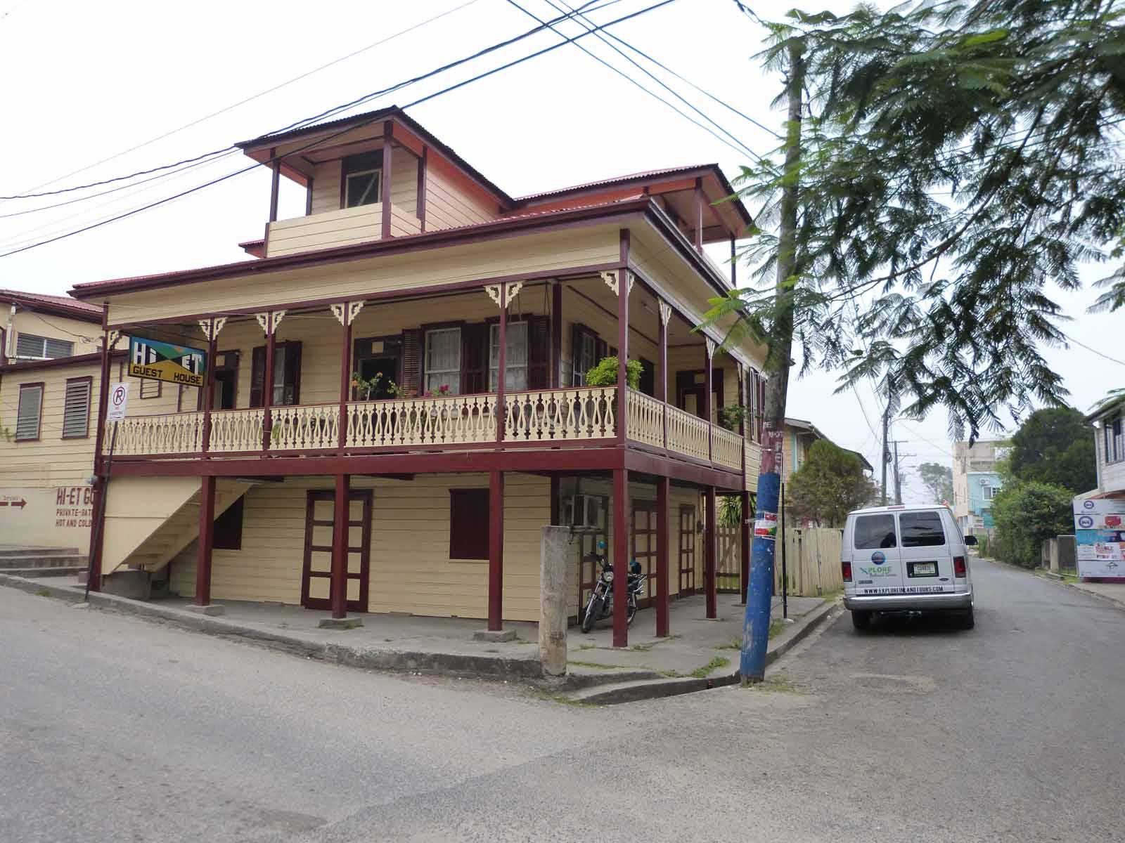 Belize, San Ignacio