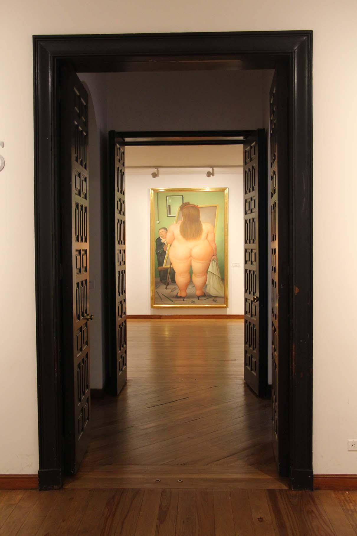Bogota, musée Botero