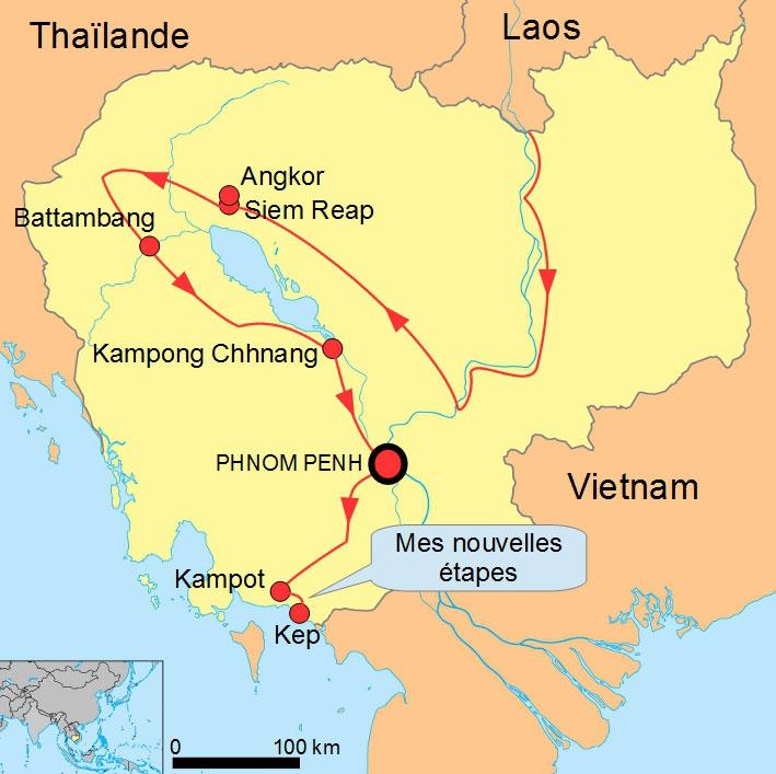 Cambodge kampot