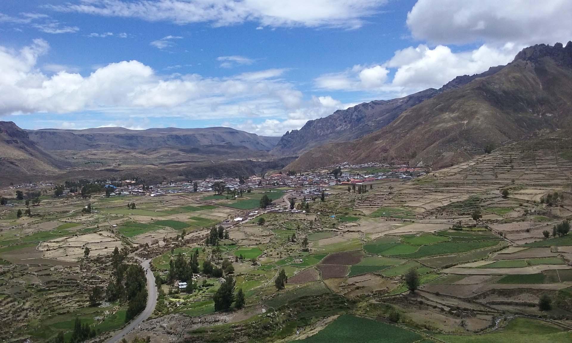 La vallée du Colca