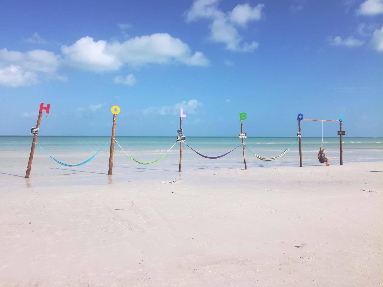 Côte Yucatan, Holbox