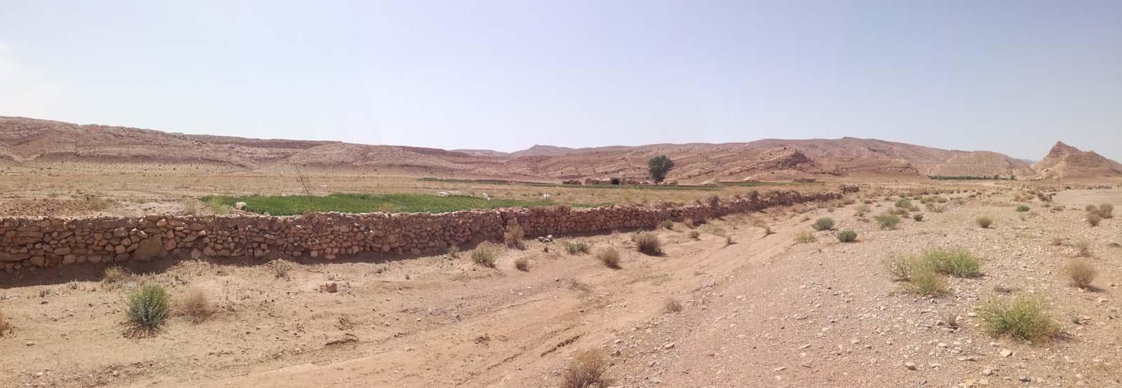 Sur la route de Garmeh