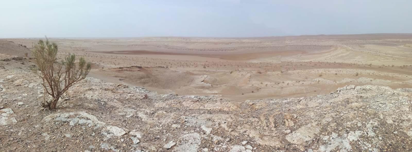 Garmeh, sortie dans le désert