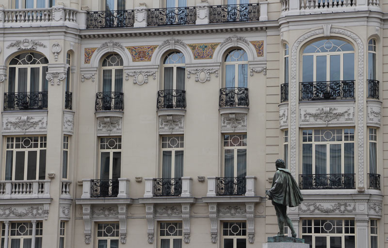 Immeuble bourgeois