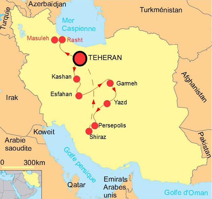 Iran rasht