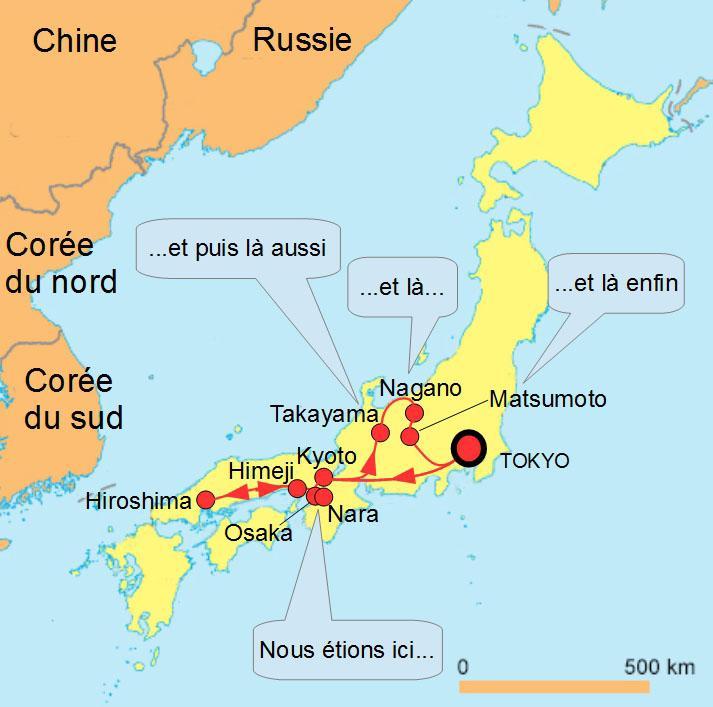 Japon dernier