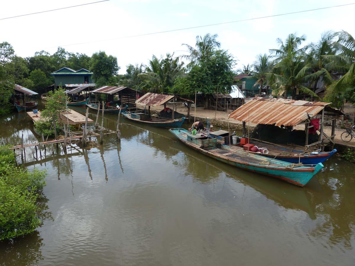 Aux alentours de Kampot