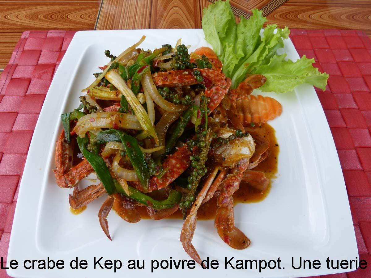 Kep, spécialité du coin