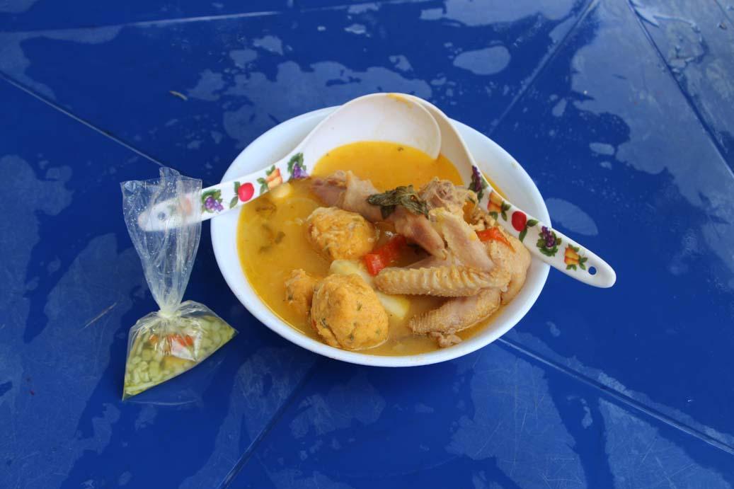 La soupe miam-miam