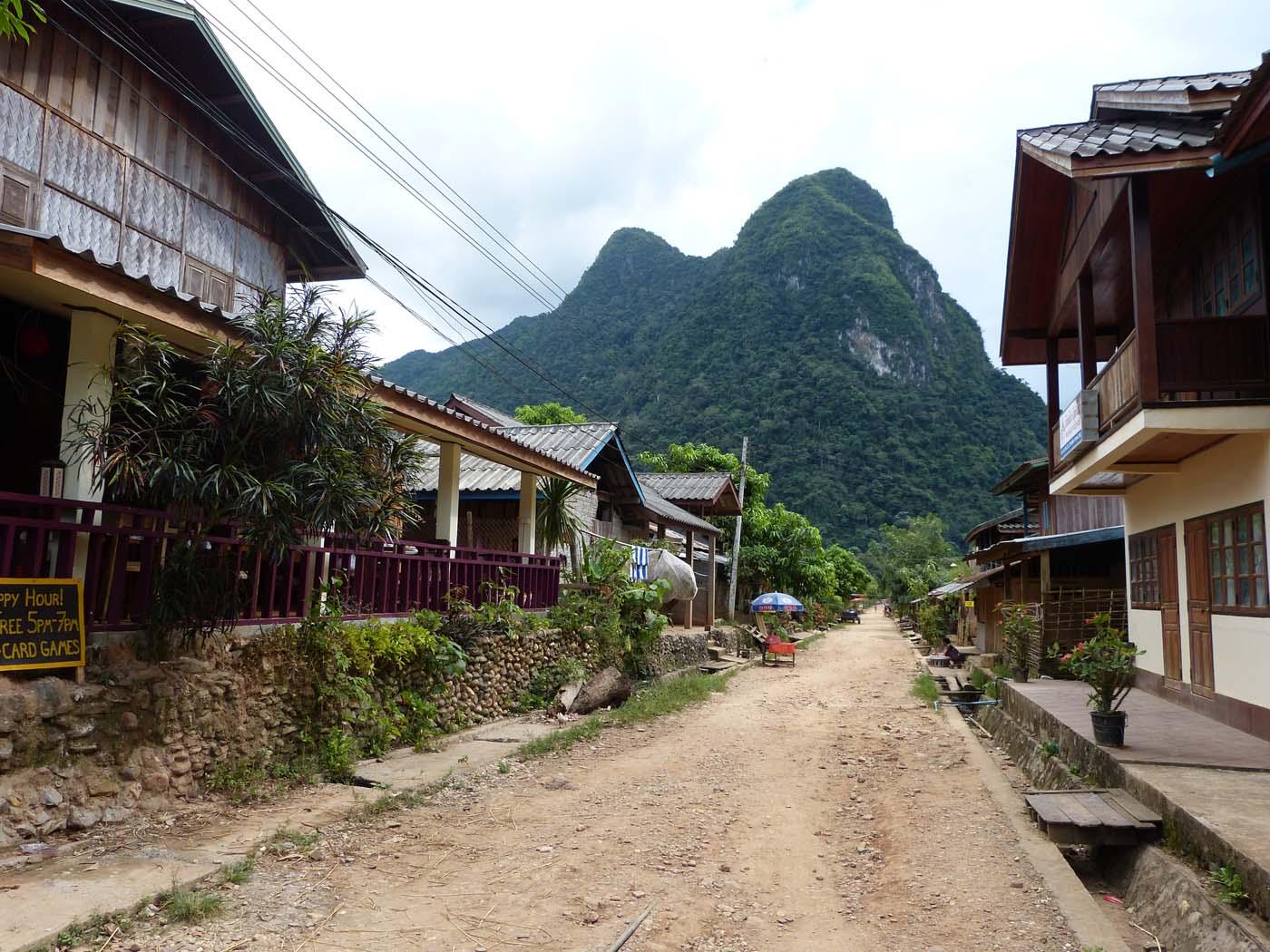 Nam Ou, à Nuang Ngoi Neua