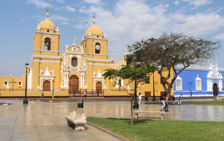 Trujillo, la cathédrale