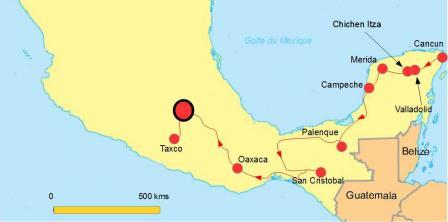 Oaxaca & Taxco
