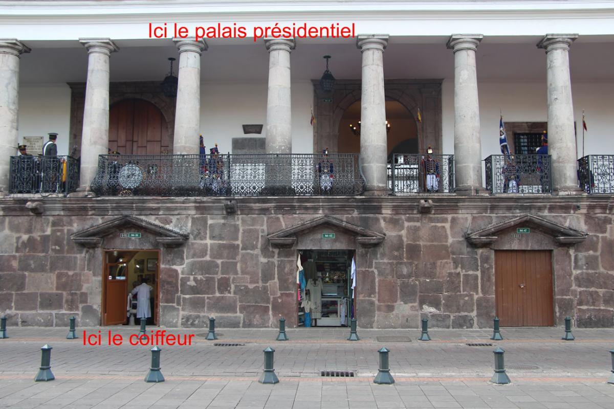 Palais boutiques
