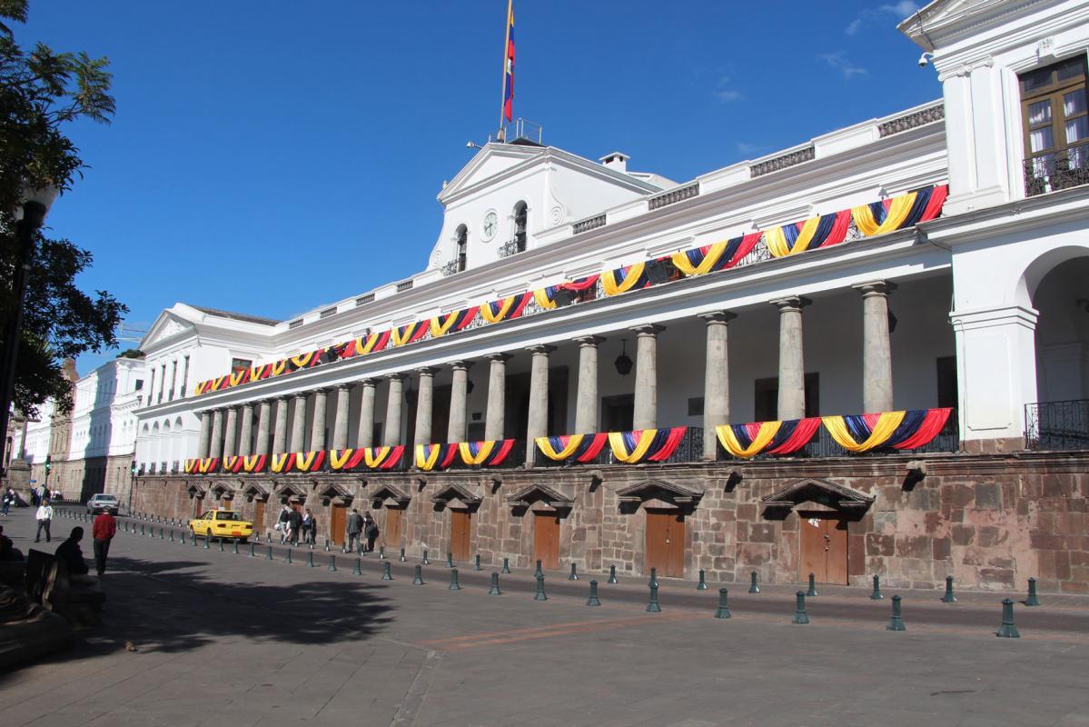 Palais presidentiel