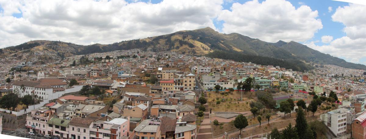 Panorama Quito