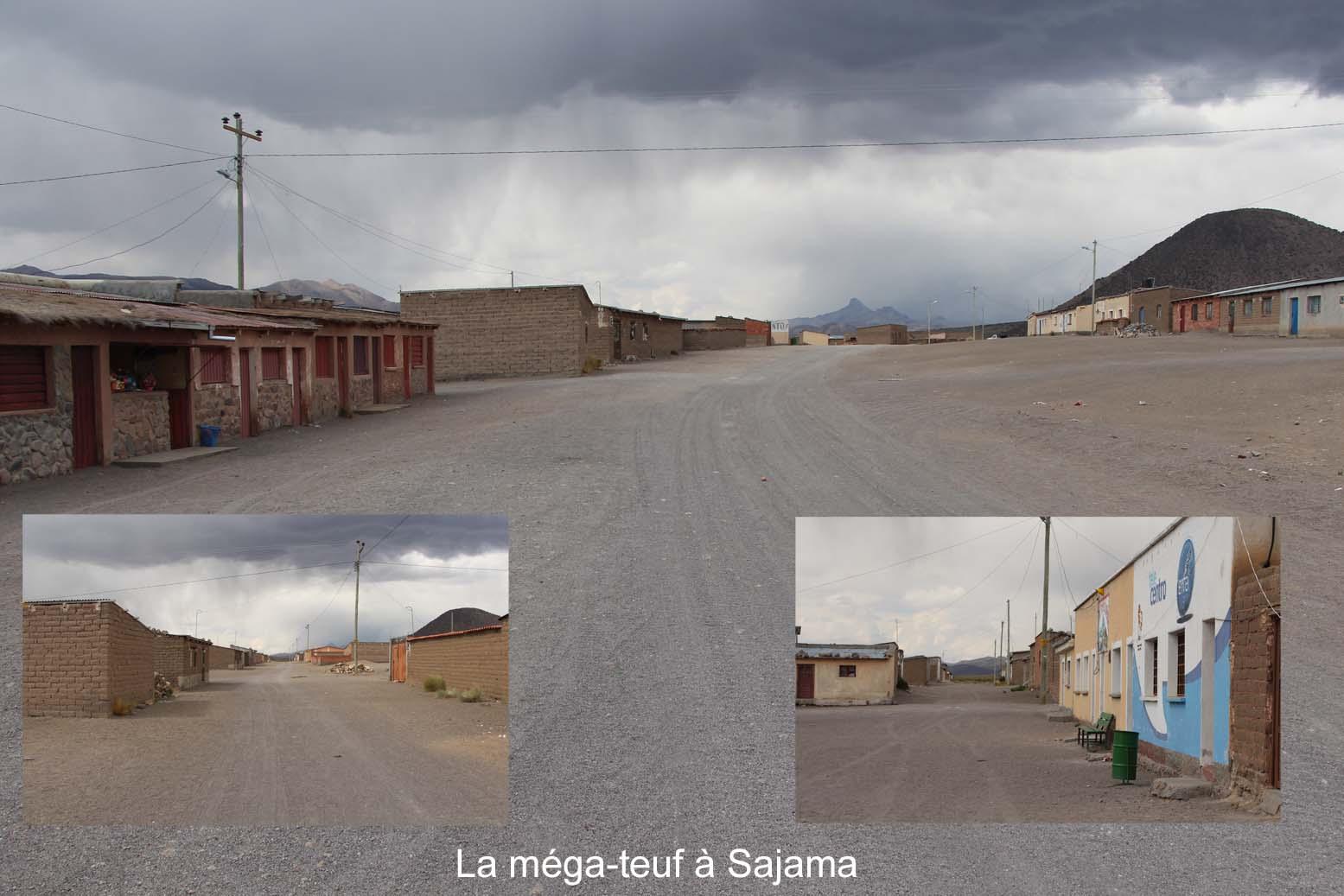 Sajama village