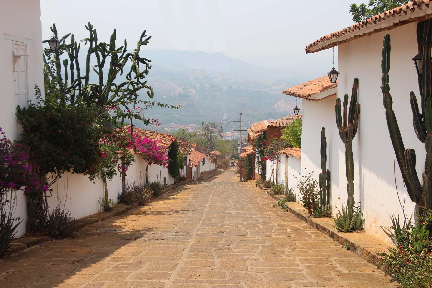 Colombie Santander Boyac