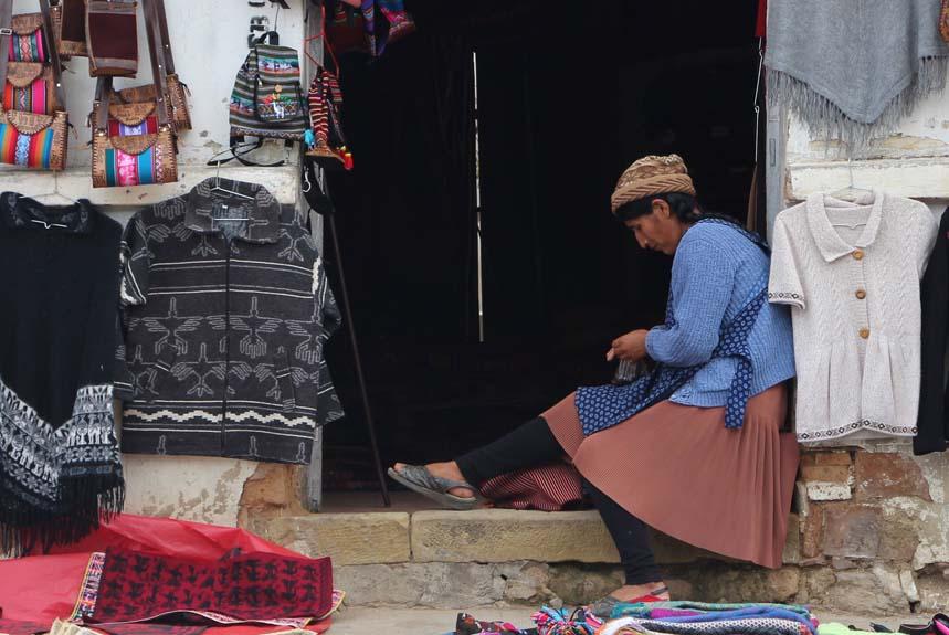 Tarabuco - Au marché