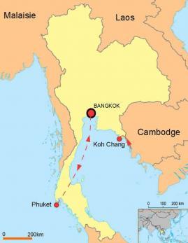 Thailande koh chang ii