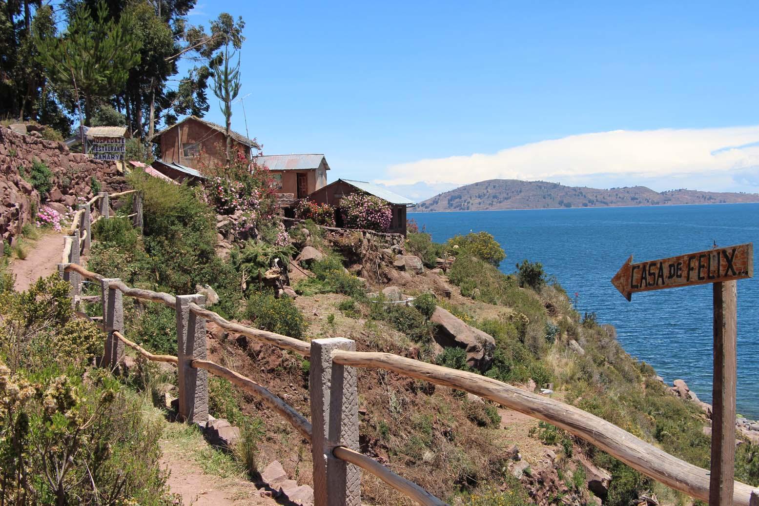 Titicaca 6 - Chez Felix
