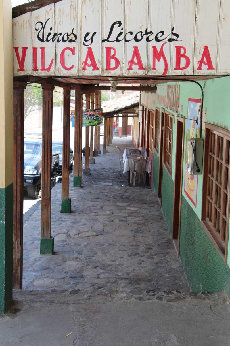 Vilca arcades