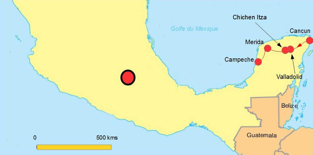 Yucatan Merida